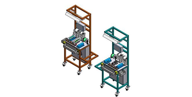 Expert-AMT machine cad