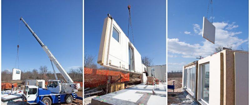 Expert-AMT modular building assembly